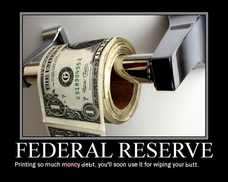 What Is The Federal Reserve's End Goal?