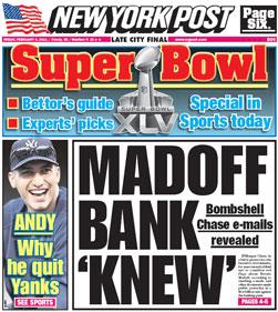 JPMorgan Knew - Madoff