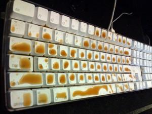coffeecoveredkeyboard