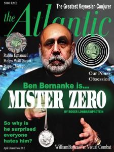 Bernanke Zero Man