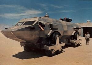 SHTF Vehicle