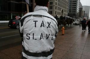 Tax Slave