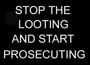 Stop Looting