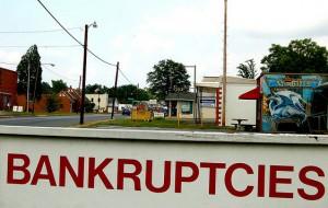 Stockton Bankrupt