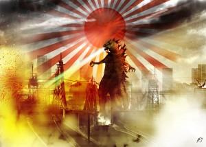 Godzilla Japan
