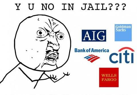 The DOJ, The Government And Banks All Working Together To Defraud You