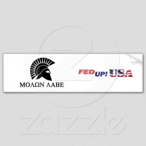 FedUp Molon Labe 2