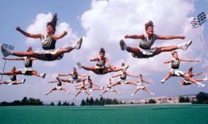 Cheerleadering