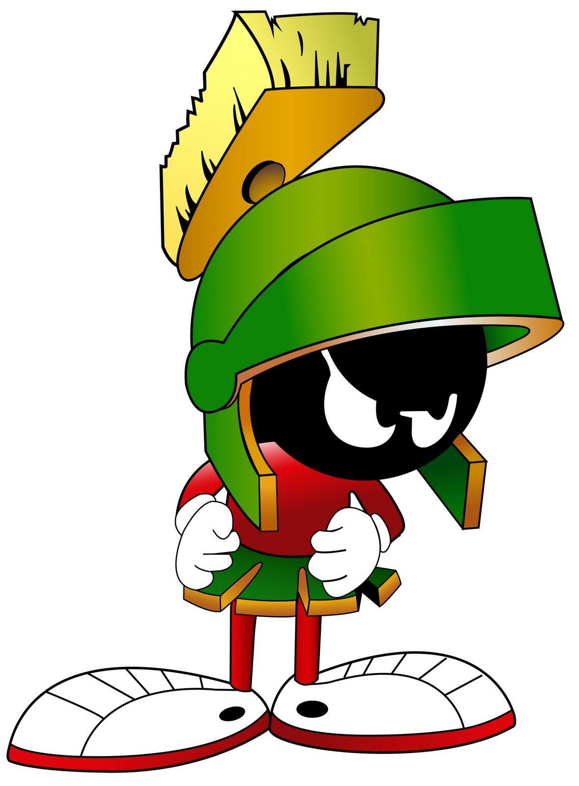 Marvin the Martian – FedUpUSA