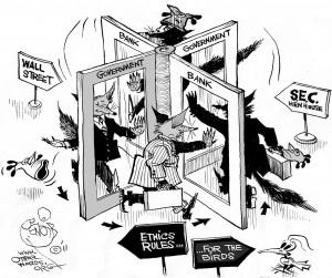 Revolving Door SEC