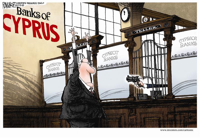 Cyprus Bank Robbery