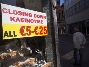 Cyprus Business Shutdown