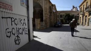 Cyprus Troika Go Home