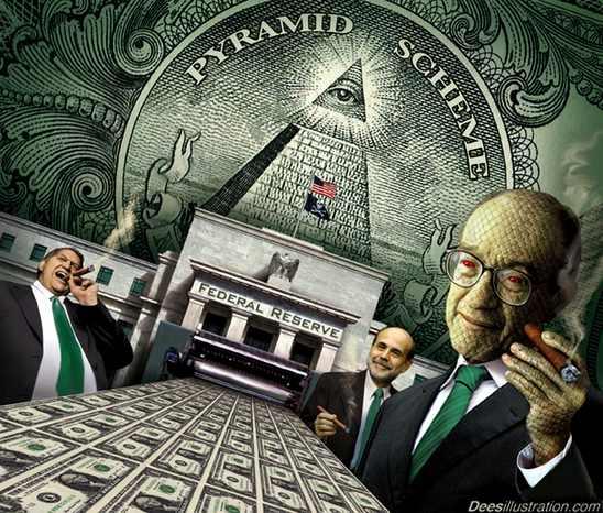 Federal Reserve Lies