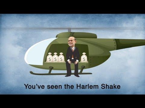Bernanke Harlem Shake