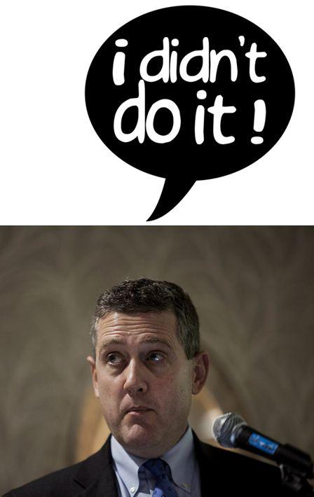 Bullard - I Didn't Do It