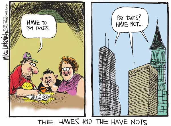 Haves Have Nots