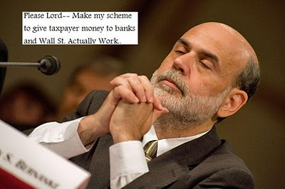 Bernanke: I Keep Lying, You Keep Buying