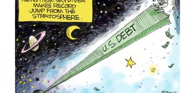 Debt Levels Are Skyrocketing To Extremely Dangerous Levels – How Long Can This Possibly Keep Going?