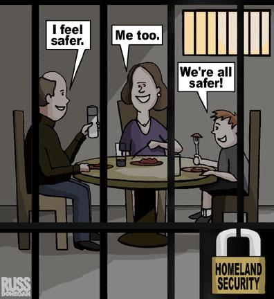 Homeland Security Boobus Americanus
