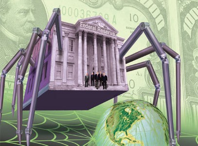 The Armageddon Looting Machine: The Looming Mass Destruction From Derivatives