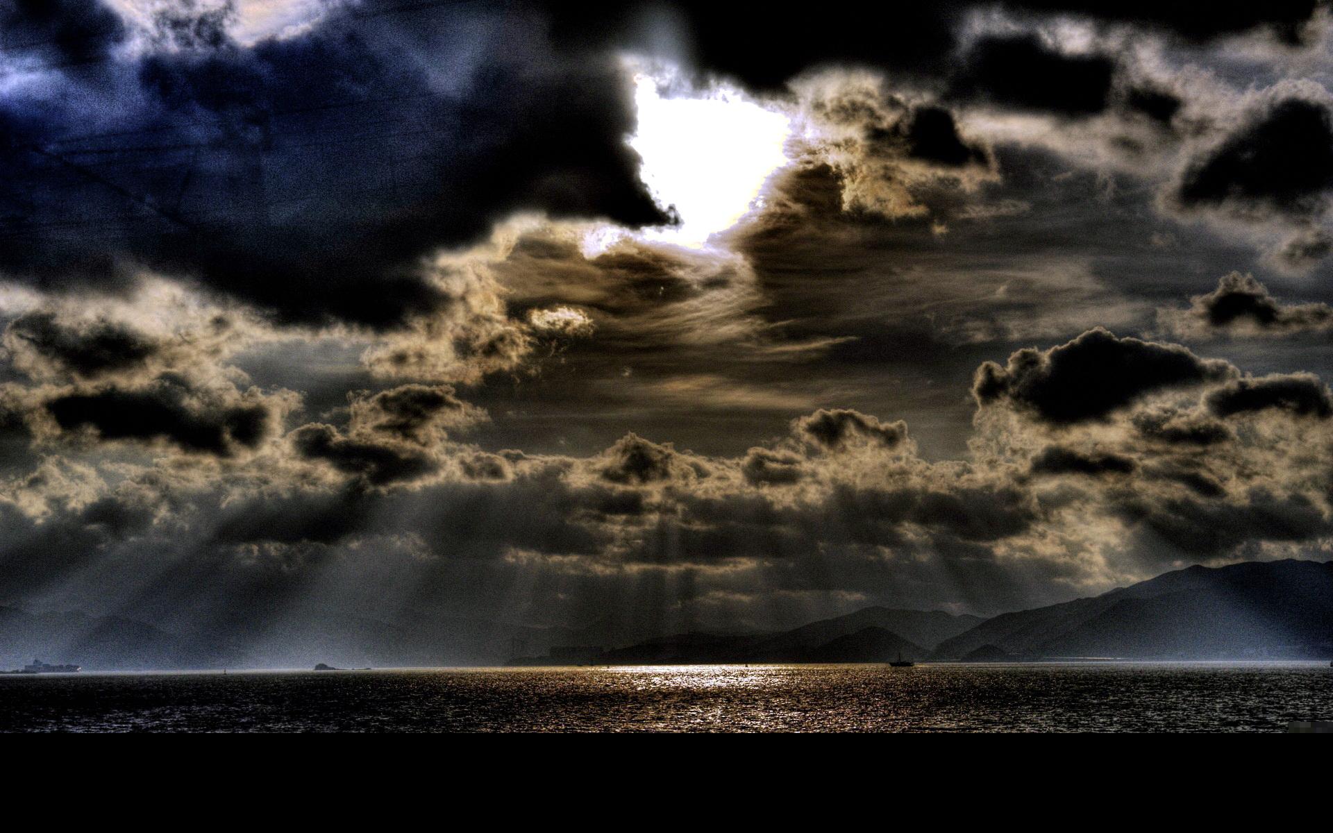 Storm Clouds FedUpUSA