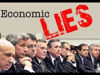 Economic Lies