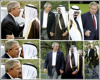 Lies & Treason:  Saudis Involved In 9/11