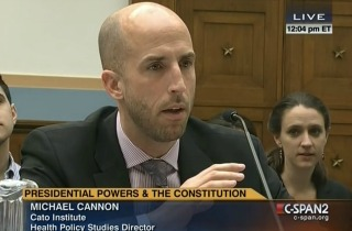 Expert Testifies to Congress that Obama's 'Ignoring Laws' Could Lead to Overthrow of Government