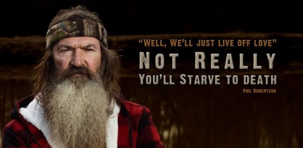 Duck Dynasty Starve
