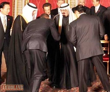 Obama-bowed-to-the-King-of-Saudi-Arabia