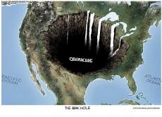 Obamacare Sinkhole