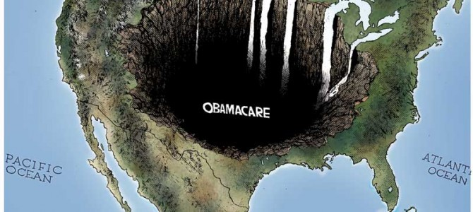 Obamacare is a Catastrophe That Cannot Be Fixed