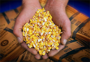 "Eating Our Seed Corn: How Much of our ""Growth"" Is From One-Time Cashouts?"