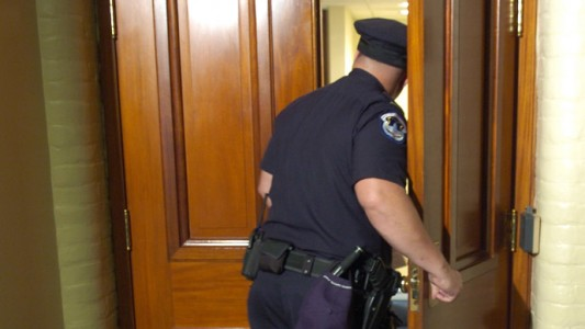 Cop Entry