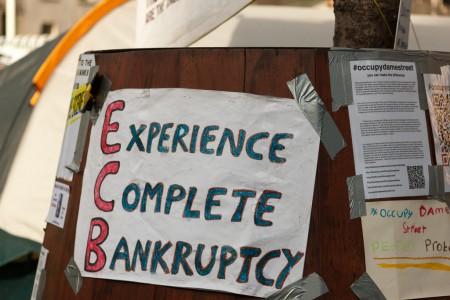 ECB Bankrupt