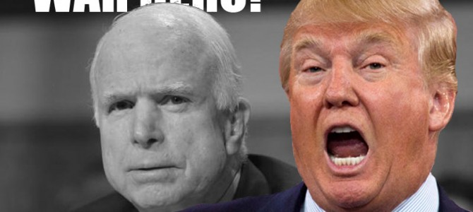 Trump Is Still Right (McCain)
