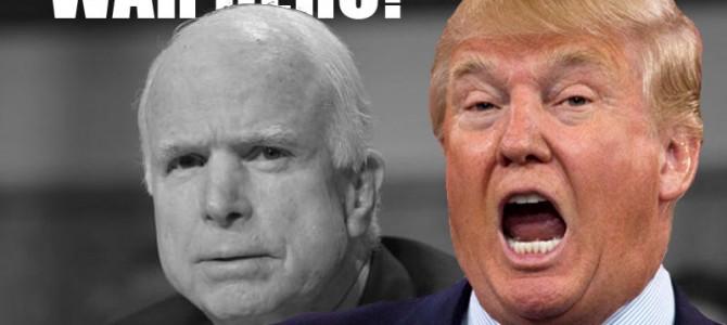 Trump Is Still Right (McCain)
