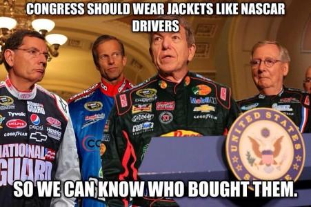 Congress NASCAR