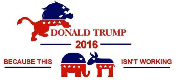 Lion, Elephant, Donkey