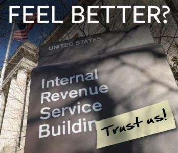 IRS Corruption